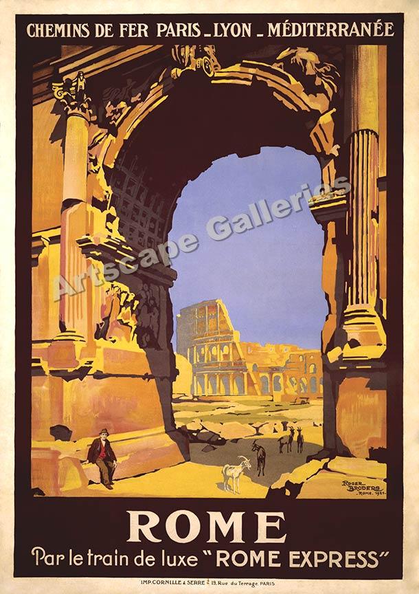 How did Roman rulers use art as propaganda?