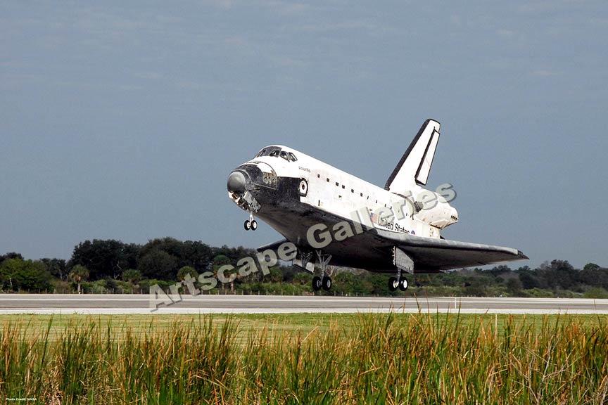 space shuttle atlantis poster - photo #45