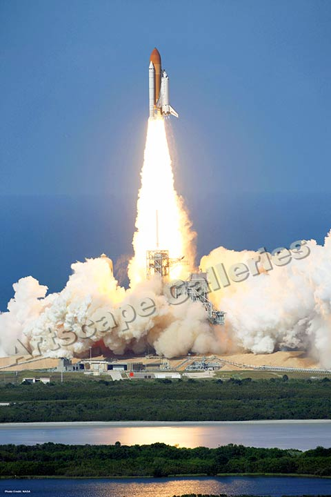 space shuttle discovery liftoff - photo #21