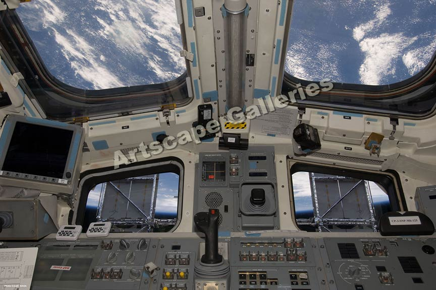 space shuttle cockpit displays - photo #26