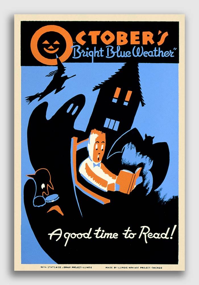 Gallopade Publishing Group Oklahoma Flag Poster 9780635116000
